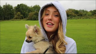 Baby Plays With Her Best Friend Cody | Charlotte Crosby