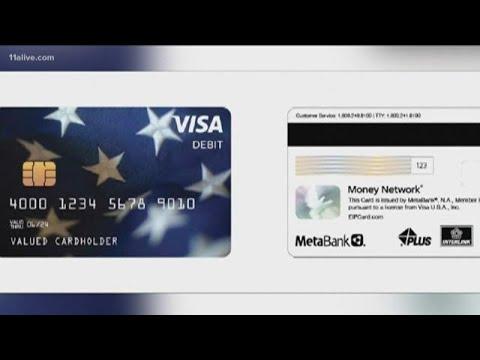 Coronavirus IRS stimulus payments on prepaid debit cards arriving ...