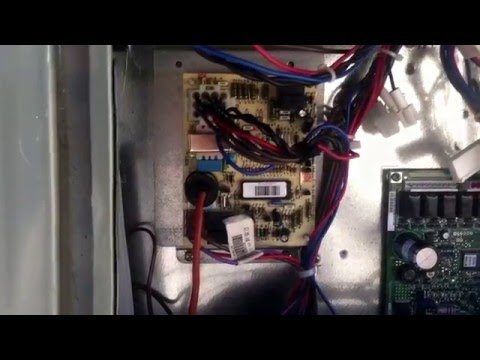 Trane Voyager Rtrm Board Replaced Doovi