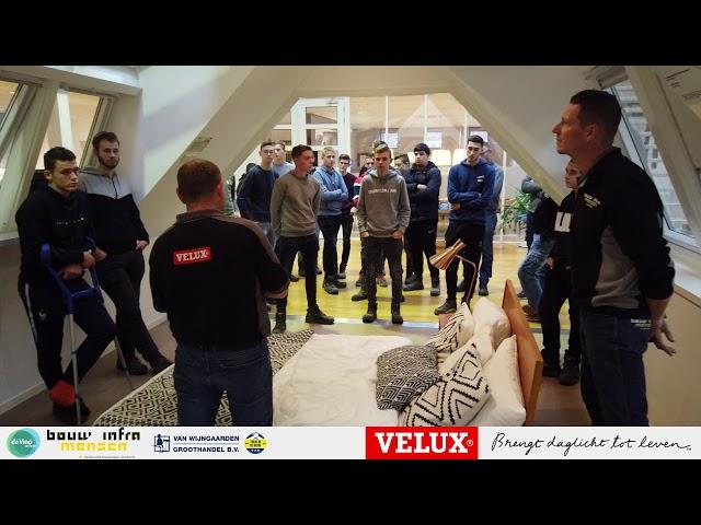 Bedrijfsbezoek Velux