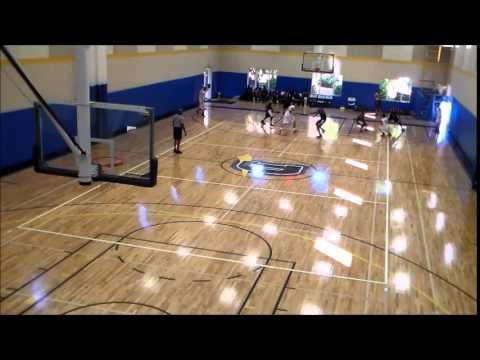 Dj sadler elev|8 basketball