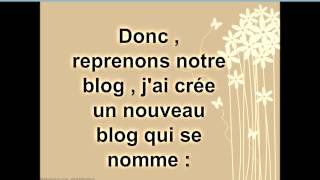 Ouverture Du Blog - Choco