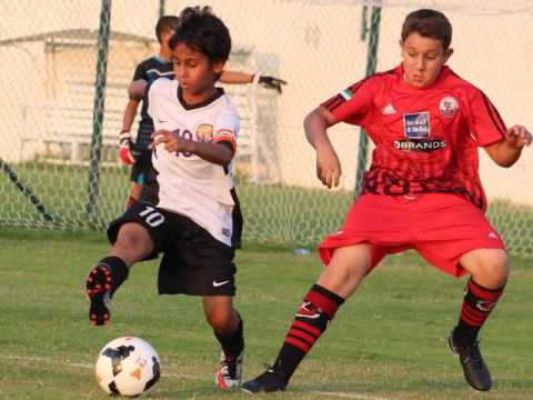 UNITED ACADEMY V ALAIN CLUB U12Y 2016