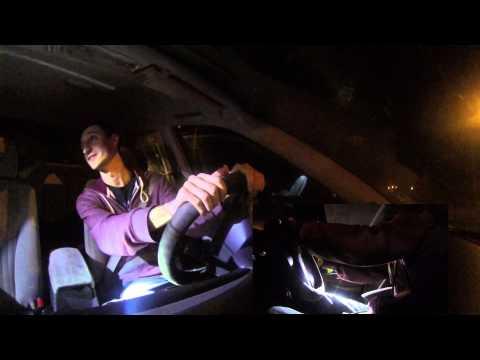 DUI Checkpoint Woodstock GA: Trooper Attempts To Open Door 2-20-14