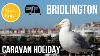 Caravan holiday to Bridlington - Southcliff holiday park Vlog