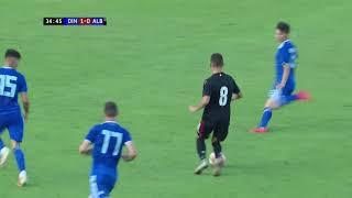 DINAMO vs ALBANIJA U-19 (2. kolo, skupina A, 17. memorijalni turnir Mladen Ramljak 19/20)
