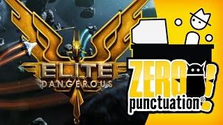 Elite: Dangerous - Space Truckin' (Zero Punctuation)
