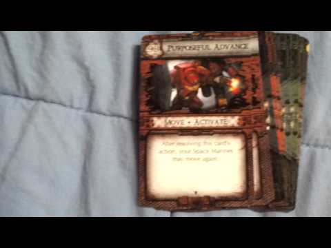 Death Angel Space Marine Pack 1 Expansion UNBOXING