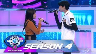 Romantis Banget Devano feat Brisia Jodie SOULMATE I Can See Your Voice Indonesia 8 2