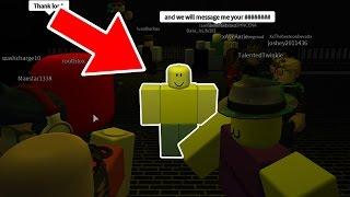 I HACKED JOHN DOE'S ACCOUNT IN ROBLOX! I LOGGED INTO JOHN DOE (Roblox Trolling) thumbnail