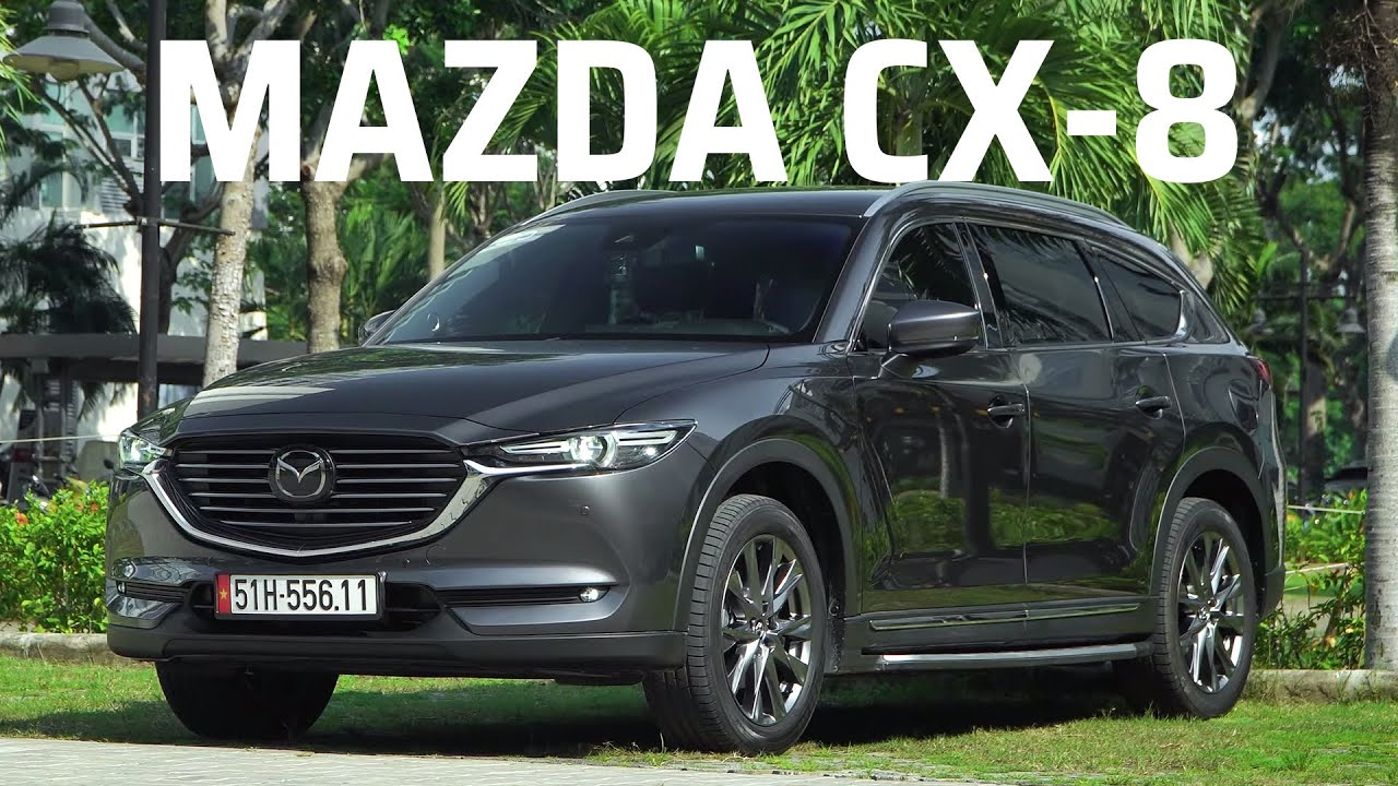 Khám phá Mazda CX-8 Premium AWD