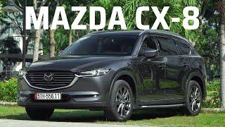 Trên tay Mazda CX-8 Premium AWD 2019