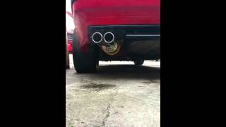 Bmw e36 318i  sound  fk automotive
