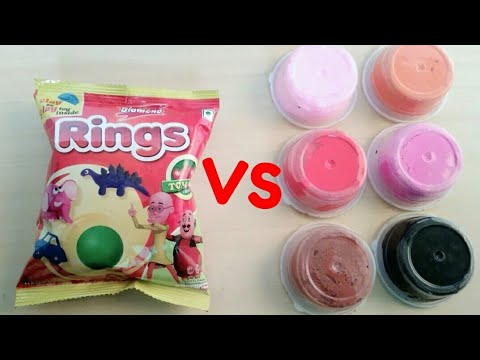 Rings Clay VS Normal Clay (Who is the winner)