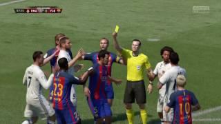 LO HABREMOS ADIVINADO? Fifa Real Madrid - Barcelona c/ Mangel