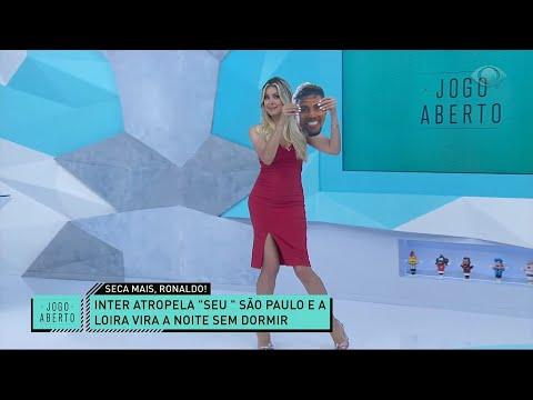 INTER ATROPELA SÃO PAULO E RENATA ALOPRA NO JOGO ABERTO! | JOGO ABERTO