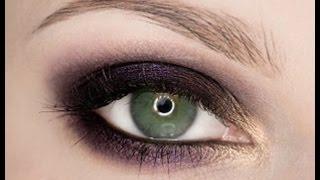 Голубой макияж для зеленых глаз(, 2014-09-22T18:33:44.000Z)