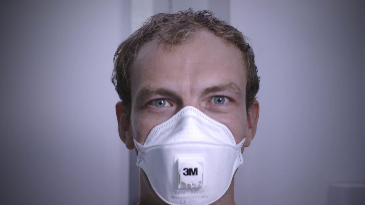 respiratore 3m aura 9332