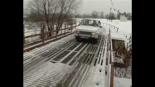 Тест-драйв Wartburg 353W Tourist