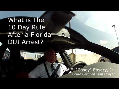 Criminal Defense DUI Attorneys Near Tampa 813-222-2220 Video