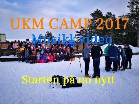 UKM Camp 2017 - Starten på no nytt