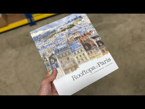 Book Review: Rooftops Of Paris By Fabrice Moireau