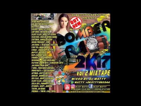 Bomber ra 2017 Vol 2 Zimdancehall Mixtape By Dj Matty April 2017