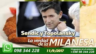 Sendic y Topolansky 11 de Setiembre