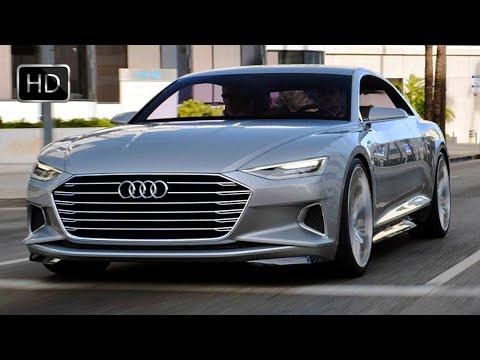 VIDEO: Audi A9 Concept Prologue Exterior and Interior Design HD
