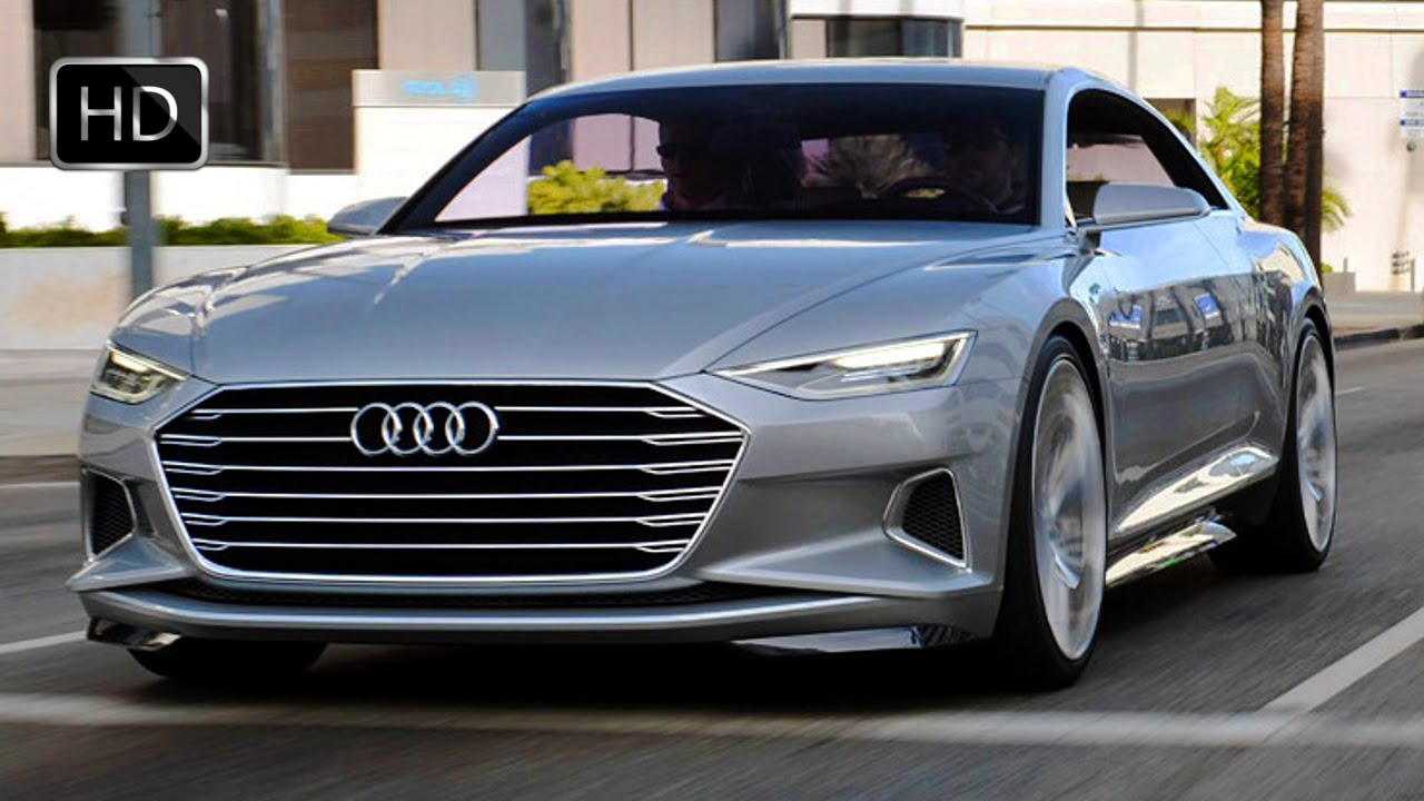 VIDEO Audi A Concept Prologue Exterior And Interior Design HD - Audi a 9