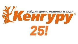 """""""Кенгуру"""" 25 лет!"""