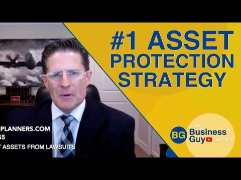 #1 Best Asset Protection Strategies