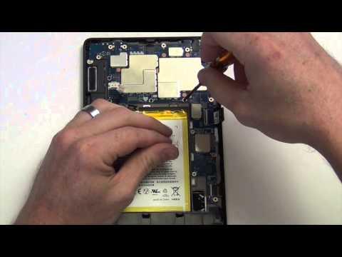 Amazon Kindle Fire HD 7 Take Apart - 2014 Model