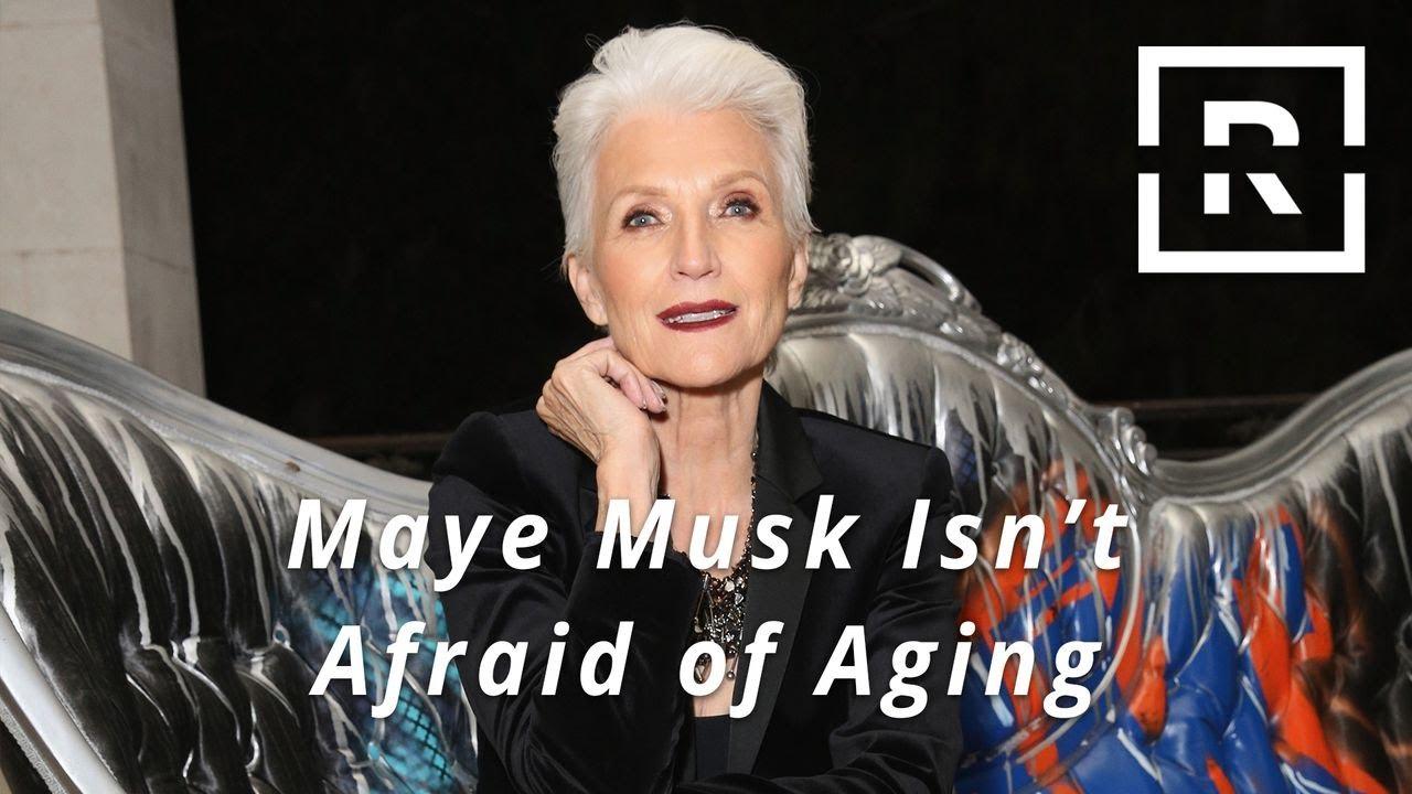 Maye Musk Isn't Afraid of Aging   Racked