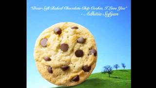 Video 'Dear Soft Baked Chocolate Chip Cookie, I Love You' - Adhitia Sofyan (Original-Audio only) download MP3, 3GP, MP4, WEBM, AVI, FLV Juni 2018