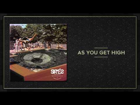 SIAMÉS - AS YOU GET HIGH (AUDIO)