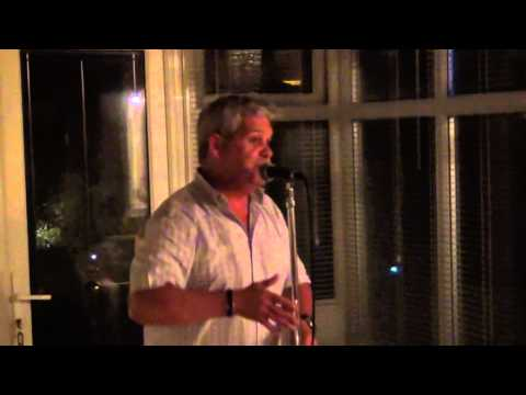 Danny Thomas - I Who Have Nothing (Shirley Bassey impersonation)