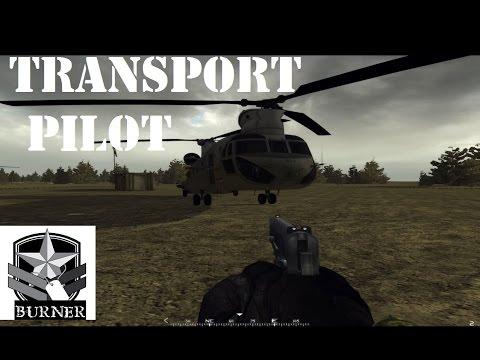 """✪ Project Reality 1.3 """"Transport Pilot"""" Yamalia 29JUNE2015"""