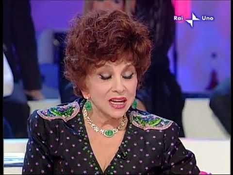 Download Domenica in 12 aprile 2009 Gina Lollobrigida intervistata da Giletti sulla sua vita personale e cinematografica PARTE 1