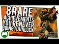 8 Rare Achievements You're Never Going To Unlock