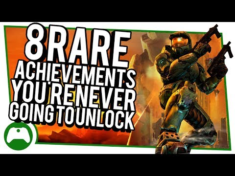 8 Rare Achievements You