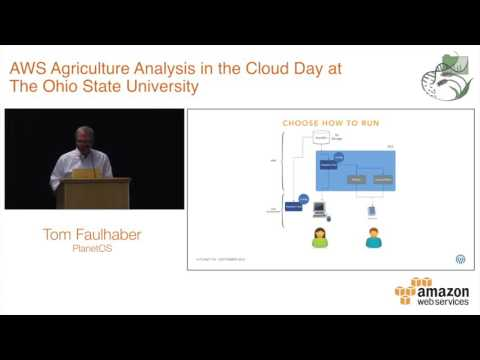 Big Data Infrastructure for Data Driven Agriculture