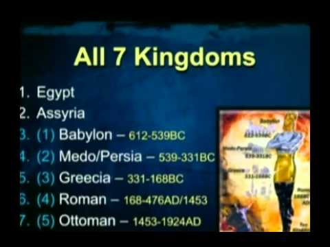 Pt3of4 - Understanding Bible Prophecy in the End Days
