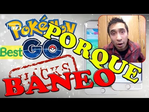 OLA DE BANEO... Me Banearon EN POKEMON GO ERROR O BANEO REAL...😭 #DJKIRE #Ban #POKEMONGO #HACK thumbnail