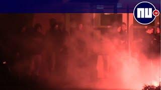 Opnieuw onrust op Urk: jongeren gooien vuurwerk richting politie