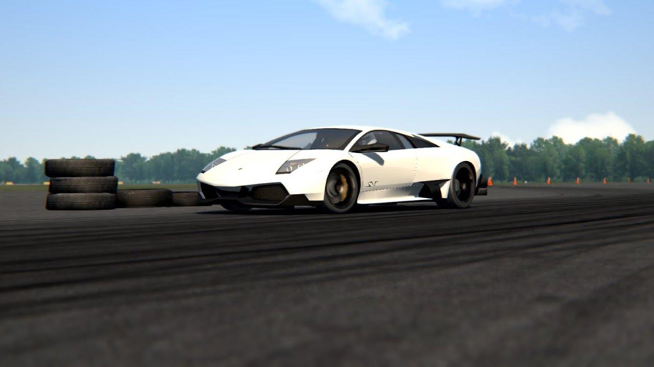 Lamborghini Sv Top Gear