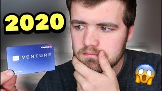 Capital One Venture Review 2020
