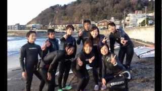 早稲田大学ウィンドサーフィン部 新歓PV2013 ②