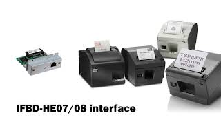 Here is a brief demonstration on how to reset star's ethernet printers. including the tsp100, tsp650, tsp700, tsp800, and sp700, ifbd-he07/08 interface, ...