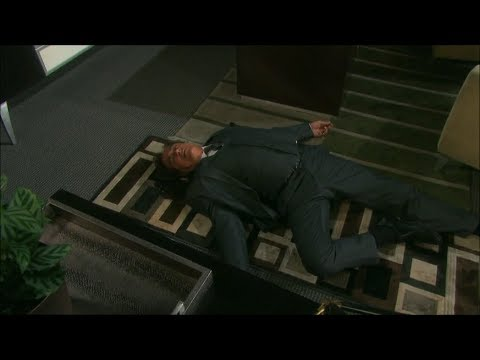 Abby Finds Andre Dead In The Office